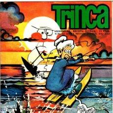 Tebeos: TRINCA - 1970 EDI. DONCEL - 12 CÓMICS EN MAGNÍFICO ESTADO, SIN CIRCULAR, VER TODAS LAS PORTADAS, . Lote 30152285