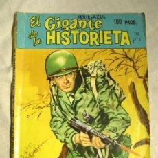 Tebeos: EL GIGANTE DE LA HISTORIETA SERIE AZUL Nº 6. EDICIONES MANHATTAN AÑO 61. Lote 30177649