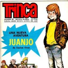 Tebeos: TRINCA - 1970 EDI. DONCEL - LOTE DE 21 CÓMICS MUY NUEVOS, MANOS KELLY DE HERNÁNDEZ PALACIOS ETC.. Lote 30265389