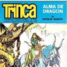 Tebeos: TRINCA - 1970 EDI. DONCEL - 16 CÓMICS EN MAGNÍFICO ESTADO, SIN CIRCULAR, VER TODAS LAS PORTADAS,. Lote 30280633