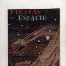 Tebeos: (M-1) PIRATAS DEL ESPACIO NUM. 13 CUADERNOS ILUSTRADOS DE SUCESOS , . Lote 30630672