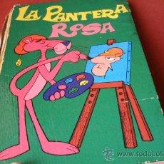 Tebeos: LA PANTERA ROSA Y EL INSPECTOR. Lote 30660821
