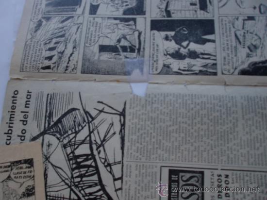 Tebeos: SUCESOS Nº 3 ORIGINAL CUADERNOS ILUSTRADOS DE SUCESOS - Foto 5 - 30732806