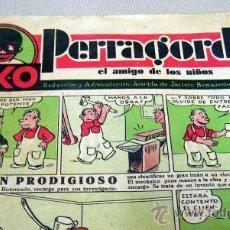 Tebeos: TEBEO KKO, AÑO 5, Nº 225, 10 CENTIMOS, PERRAGORDA. Lote 30761978