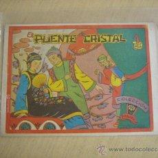 Tebeos: FAVENCIA MARGARITA Nº EL PUENTE DE CRISTAL. Lote 31147950