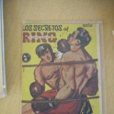 Tebeos: S.A.E. CUADERNOS ILUSTRADOS DE SUCESO Nº6. Lote 31188480