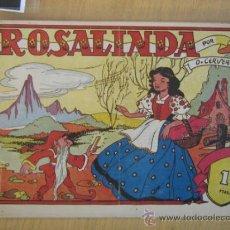 Tebeos: SIMBOLO ROSALINDA Nº 5. Lote 31192151