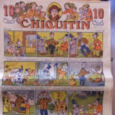 Tebeos: CHIQUITIN Nº 165 AÑOS 20. Lote 31206220