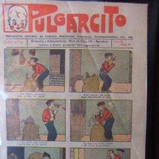 Tebeos: PULGARCITO Nº 80 PRIMERA EPOCA 1921 JUAN BRUGUERA / EDITORIAL GATO NEGRO. Lote 31206315