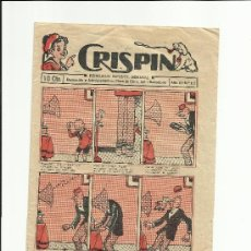 Tebeos: CRISPIN Nº 117. Lote 31261090