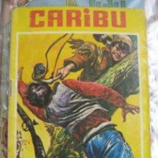 Tebeos: OLIVÉ Y HONTORIA CARIBU Nº9. Lote 31296908