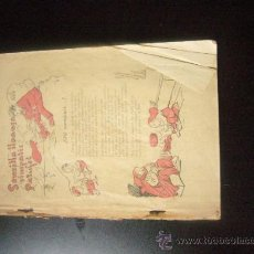 Tebeos: CALENDARI D'EN PATUFET. 1931 ILUSTR.: LLAVERIAS, JUNCEDA, CORNET, MORENO, MALLOL, BECQU .C29 EAC. Lote 31531614