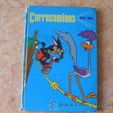 Tebeos: CORRECAMINOS,Nº 5, EDICIONES LAIDA,AÑO 1975,TAPA DURA. Lote 31644405