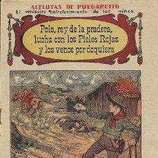 Tebeos: ALELUYA DE PULGARCITO (POLO, REY DE LA PRADERA…). Lote 31736720