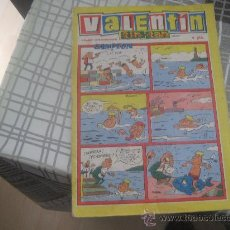 Tebeos: VALENTIN TIN TAN NUMERO EXTRAORDINARIO ,CAMPEON.. Lote 31812563