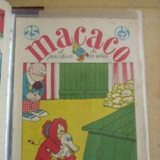 Tebeos: RIVADENEYRA MACACO Nº 50. Lote 31868162