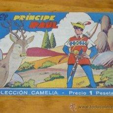 Tebeos: TEBEOS-COMICS GOYO - CAMELIA - VALOR - 1955 Nº 11 *AA99. Lote 32343113