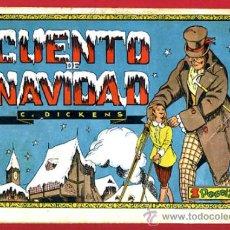 Tebeos: CUENTO DE NAVIDAD , DICKENS , COMERCIAL GERPLA , ORIGINAL, B. Lote 32361428