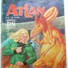 Tebeos: ATLAN--EL GALACTICO SOLITARIO--Nº 3--ORIGINAL. Lote 32596499
