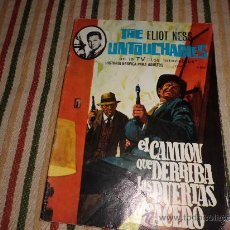 Tebeos: THE ELIOT NESS UNTOUCHABLES Nº 4. Lote 32654273