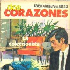 Tebeos: DOS CORAZONES Nº 2. Lote 32840576