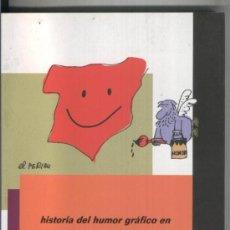 Tebeos: TEBEOS-COMICS GOYO - HISTORIA DEL HUMOR GRAFICO EN ESPAÑA - LUIS CONDE *AA99. Lote 32876739