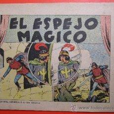 Tebeos: MONOGRAFICOS ESPAÑOLA - EL ESPEJO MAGICO - AÑOS 30 BUENA CONSRVACION. Lote 32891858