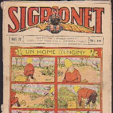 Tebeos: COMIC SIGRONET Nº 150. Lote 33076408