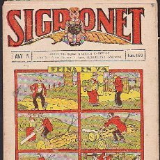Tebeos: COMIC SIGRONET Nº 159. Lote 33076444