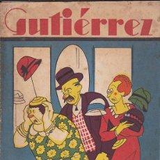 Tebeos: COMIC SEMANARIO GUTIERREZ Nº 73. Lote 33076969