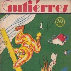 Tebeos: COMIC SEMANARIO GUTIERREZ Nº 67. Lote 33077018