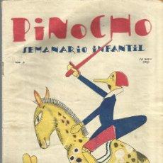 Tebeos: PINOCHO DE CALLEJA Nº 9. Lote 33814459
