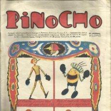 Tebeos: PINOCHO DE CALLEJA Nº 19. Lote 33814503