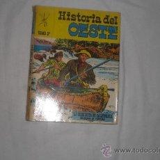 Tebeos: HISTORIAS DEL OESTE TOMO 5 EUREDIT. Lote 33896638