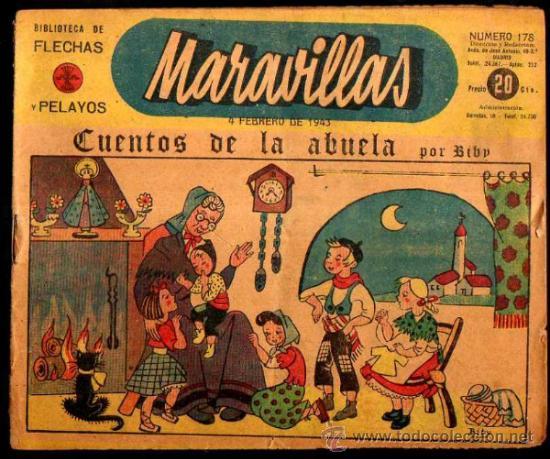FLECHAS Y PELAYOS. MARAVILLAS. NUMERO 178 (Tebeos y Comics - Tebeos Clásicos (Hasta 1.939))