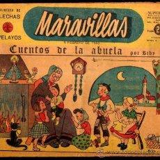 Tebeos: FLECHAS Y PELAYOS. MARAVILLAS. NUMERO 178. Lote 33932431