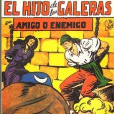 Tebeos: TEBEOS-COMICS GOYO - HIJO DE LAS GALERAS - GARGA - 1950 - MANUEL GAGO - Nº 8 *BB99. Lote 34043544