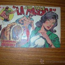 Tebeos: JIM DALE LA MASCARA Nº 5 DE LA CREO . Lote 34082436