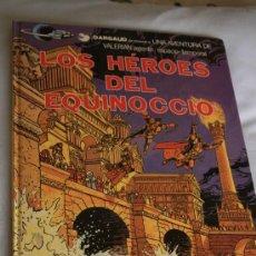 Tebeos: VALERIAN. LOS HEROES DEL EQUINOCCIO. Nº 7. . Lote 34410256