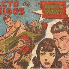 Tebeos: PUÑO DE BRONCE Nº 2. ORIGINAL EDITORIAL ANDALUZA. Lote 34465369