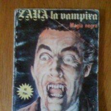 Tebeos: ZARA LA VAMPIRA Nº 16. MAGIA NEGRA. ELVIBERIA, 1976. Lote 34928480