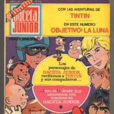 Tebeos: TEBEOS-COMICS GOYO - GACETA JUNIOR - Nº 17 - 1ª EDICION - ED. UNIVERSO *CC99. Lote 34946519