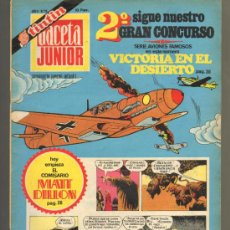 Tebeos: TEBEOS-COMICS GOYO - GACETA JUNIOR - Nº 24 - 1ª EDICION - ED. UNIVERSO ***CC99. Lote 34946545