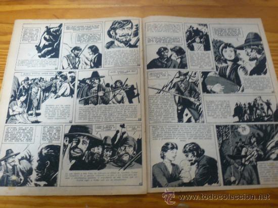 Tebeos: TEBEOS-COMICS GOYO - AVENTURAS COLECCION - UN DRAMA EN CALABRIA - 1943 *UU99 - Foto 2 - 35046826