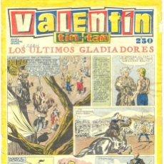 Tebeos: VALENTÍN TIN TAN Nº 154. Lote 35431323