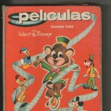 Tebeos: PELICULAS WALT DISNEY TOMO II .COLECCION JOVIAL.1964. Lote 35531999