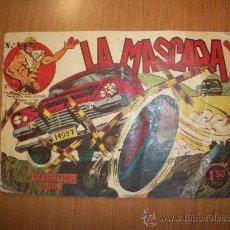 Tebeos: JIM DALE LA MASCARA Nº 4 EDITORIAL CREO 1961 ORIGINAL. Lote 166647340