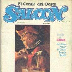 Tebeos - SALOON Nº 7 - 35716306