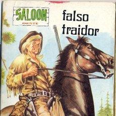 Tebeos - SALOON OESTE FALSO TRAIDOR - 35719624
