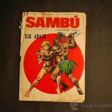 Tebeos: SAMBU Nº 8 RIO ABAJO EDITORIAL VILMAR. Lote 35872560